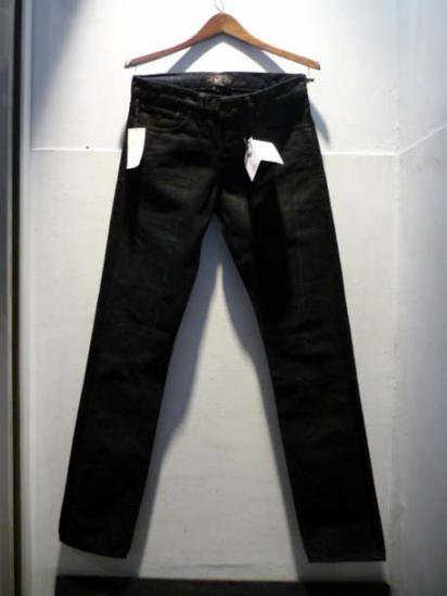 RRL Slim Fit Denim Pants TARTAN