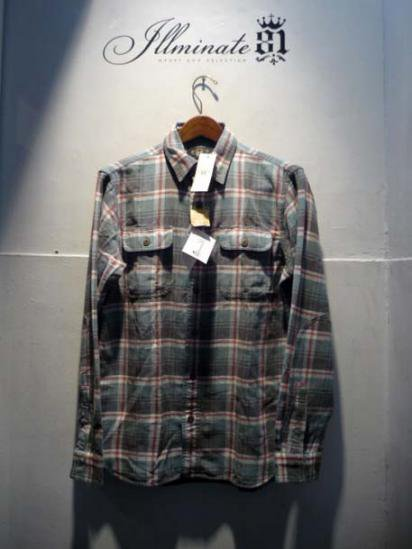 RRL Flamnel Work Shirts