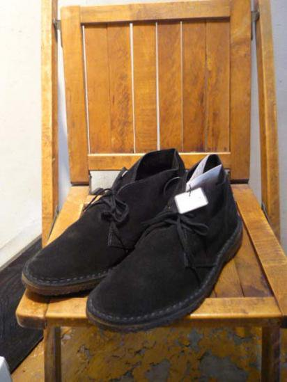 J.Crew Suede MacAlister boots Chukka