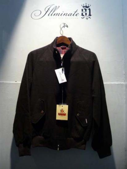 BARACUTA G-9  Jacket Wool
