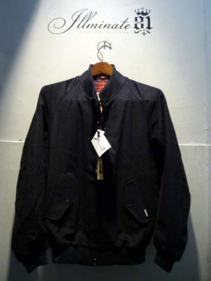 BARACUTA G-9  Jacket Wool Navy