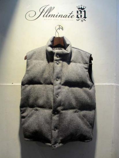 Crescent Down Works Wool Italian Vest