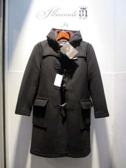 Gloverall Duffle Coat Black