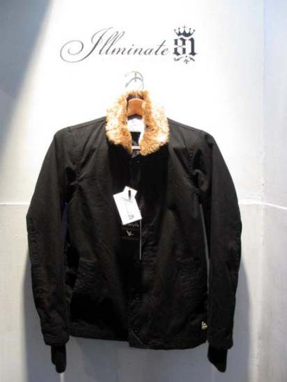 Mark Gonzales N-1 Type Jacket Black