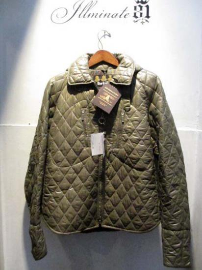 Barbour beacon heritage Quilt Jacket