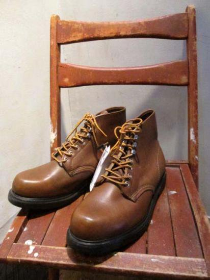 90s Red Wing 952 Dead Stock