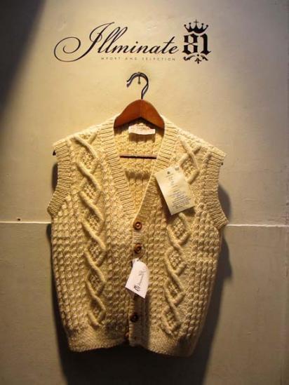 INVERALLAN  Knit Vest