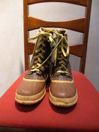 Sorel 70-80's Vintage Snow Boots Made in Canada