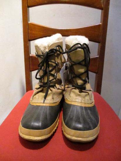 Sorel 70-80's Vintage Caribou Boots Made in Canada