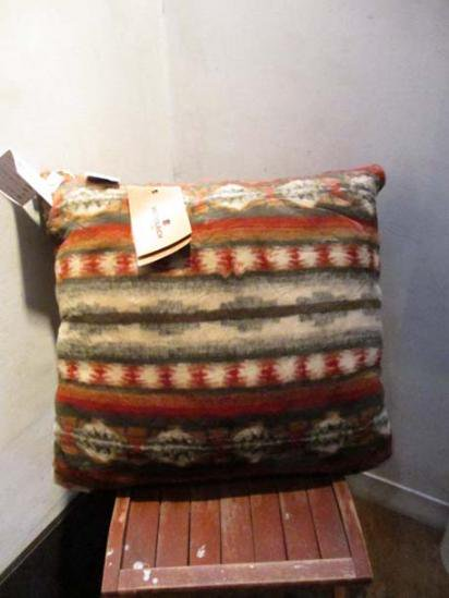 Woolrich cushion Native