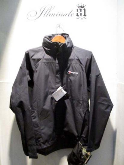 Berghaus GORE-TEX JACKET Packlite Navy