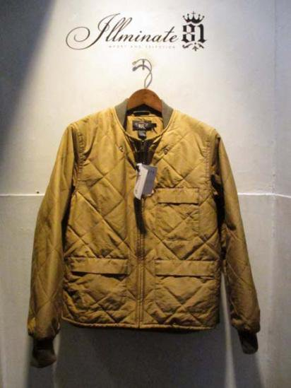 RRL Quilted Jacket