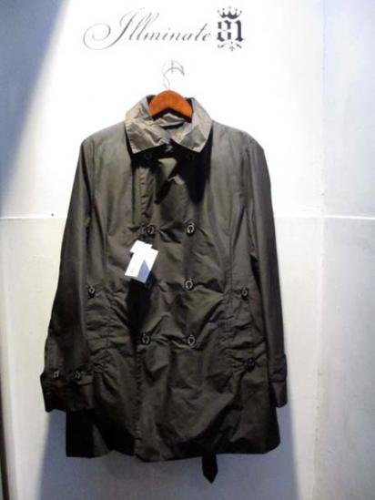 Mackintosh Nylon Trench Coat
