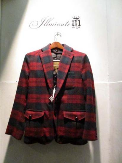 Mackintosh Wool Jacket
