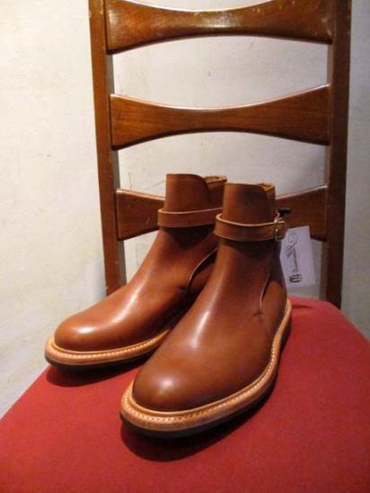 Tricker's Jodhpur boots