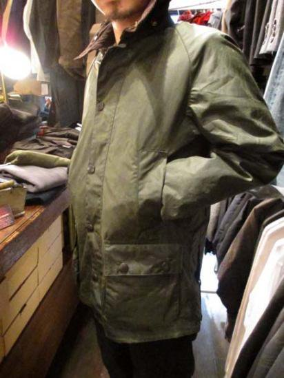Barbour Vintage Style Sample