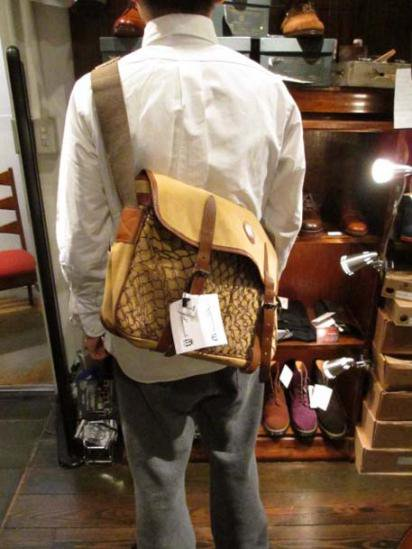 Barbour Bag / Ghurka Tote  Style sample