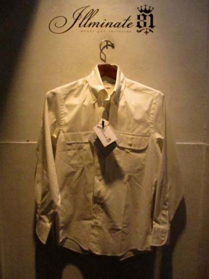 INDIVIDUALIZED SHIRTS Pin-Ox  illminate別注