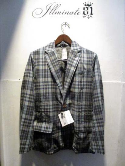 RRL Madras Check Jacket