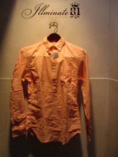 J.crew Ox B.D  Shirts  Pink<BR>SALE! 6,800 + Tax → 5,440 + Tax