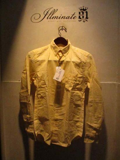 J.crew Ox B.D  Shirts  Yellow