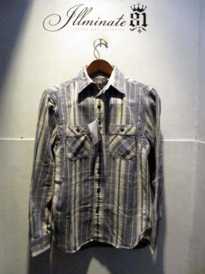 RRL Flannel Work Shirts