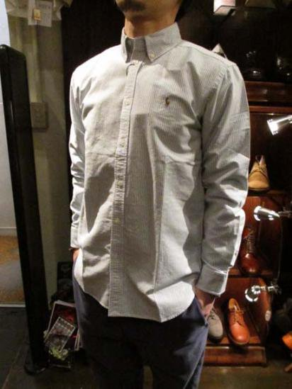 Ralph Lauren OX shirts  Style sample