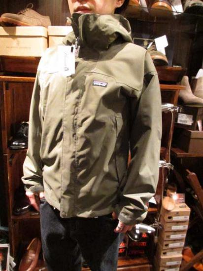 Patagonia storm  /simple guide Jacket style sample