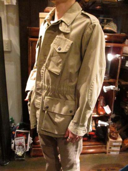 RRL Military Type Jacket /RRL Sweat Parka Sample Style