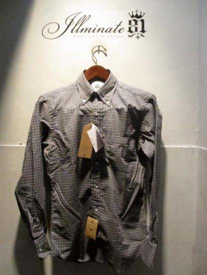 Brooks Brothers BLACK FLEECE  Broad  B.D Shirts