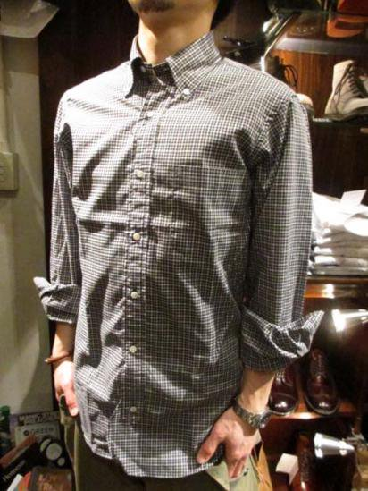 Brooks Brothers BLACK FLEECE Shirts Style sample
