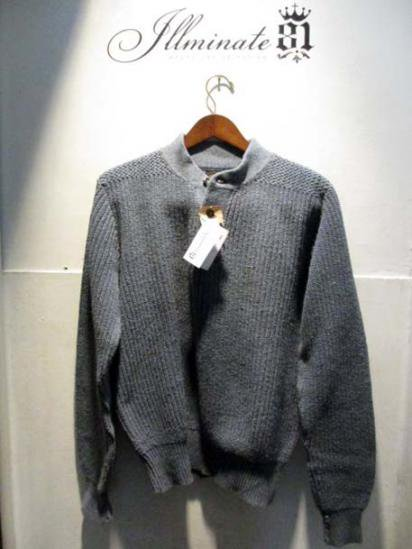 RRL Vintage Military Cotton Knit