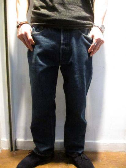 LEVIS 501 66 S/S style sample