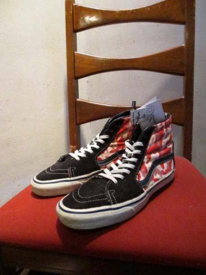 VANS 90's  Vintage HI-TOP Made in USA