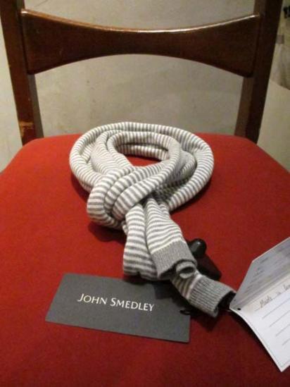 John Smedley Cotton Scarf