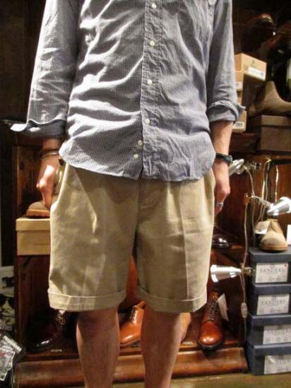 Ralph Lauren Chino Shorts Style sample