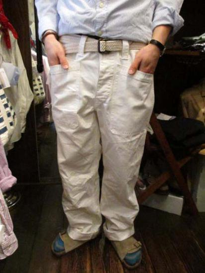 RRL HBT Work Pants  Sample Style