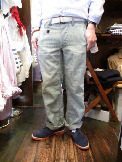 RRL Carpenter Denim Pants Made in U.S.A  Sample Style