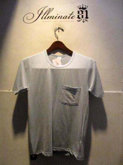 Gicipi Cotton/Cashmere Pocket-T  S/S Made in ITALY