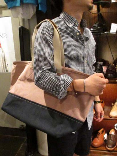TUMI Canvas Tote Bag Style sample