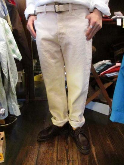 Levis 501 USA dead stock Style Sample