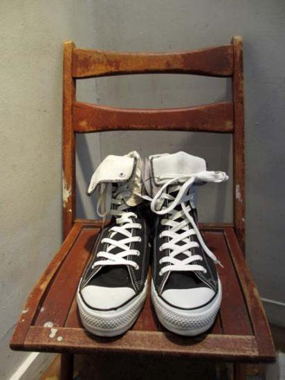 Converse ALL STAR Knee HI 80'S Dead Stock