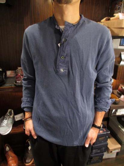 Ralph Lauren Henley Neck L/S  Style sample