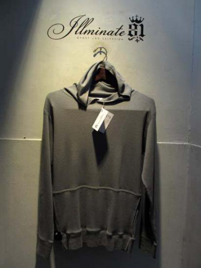 Gicipi Cotton/cashmere  Parka  Gray