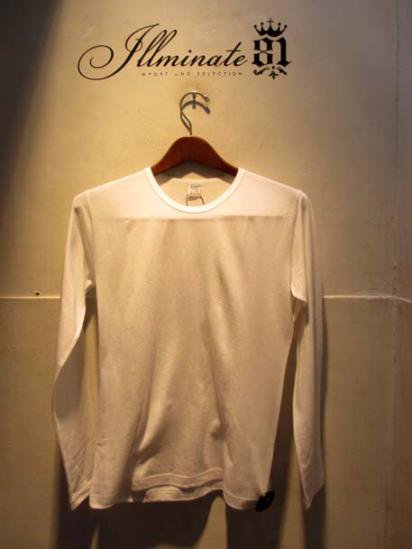Gicipi Cotton/cashmere  L/Sleeve White