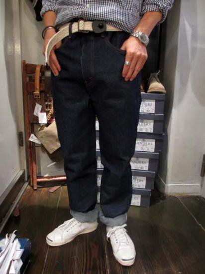 LEVI'S 505 USA MADE DEAD STOCK  Style sample