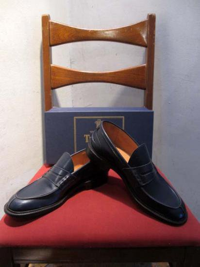 Tricker's Leather  loafer