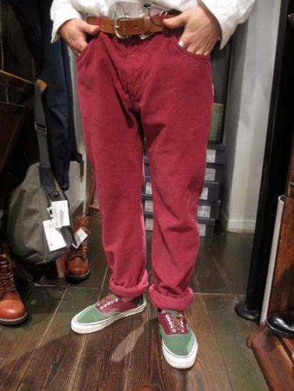 Martin Margiela 10 Corduroy Pants Style sample