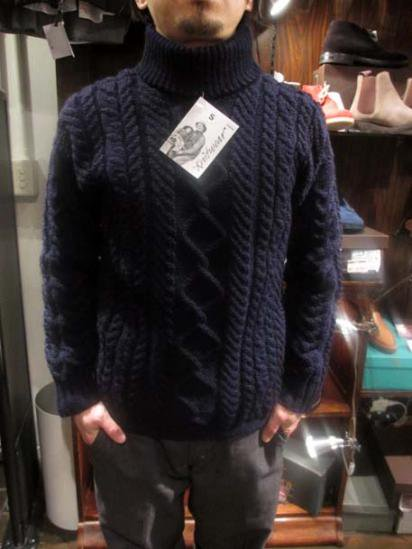Guernsey Woolens Style sample