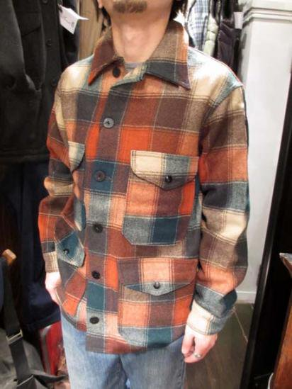 Pendleton 70's vintage wool jacket Style sample